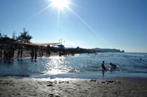 Ein toller Badeurlaub