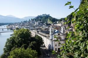 Salzburg: Perfekter Mix aus Kultur, Erlebnis und Erholung