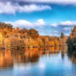 Eintauchen in ein Farbenmeer - Wanderungen im Herbst