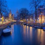 Campingurlaub in Amsterdam